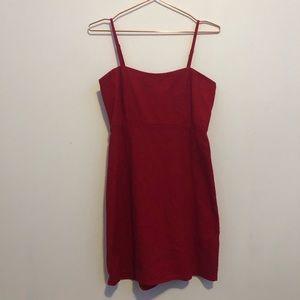 NWT Red Karla Dress